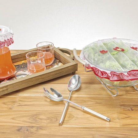 Cobre Jarra e Cobre Salada